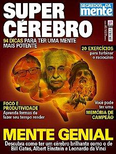SEGREDOS DA MENTE - SUPERCÉREBRO - EDIÇÃO 8 (2017)