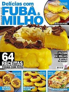 DELÍCIAS COM FUBÁ & MILHO - EDIÇÃO 2 (2017)