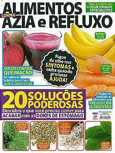 ALIMENTOS CONTRA AZIA E REFLUXO - EDIÇÃO 1 (2017)