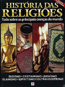 HISTÓRIA DAS RELIGIÕES - EDIÇÃO DE COLECIONADOR - EDIÇÃO 1 (2017)