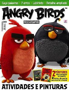 ANGRY BIRDS PASSATEMPOS - EDIÇÃO 2 (2017)