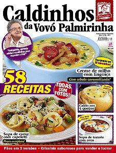 DELÍCIAS DA VOVÓ PALMIRINHA - EDIÇÃO 35 (2017)