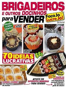FAÇA JÁ & LUCRE JÁ - EDIÇÃO 24 - BRIGADEIROS E OUTROS DOCINHOS (2017)