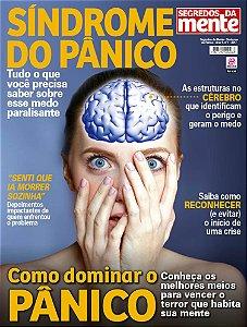 SEGREDOS DA MENTE - SÍNDROME DO PÂNICO - EDIÇÃO 1 (2017)
