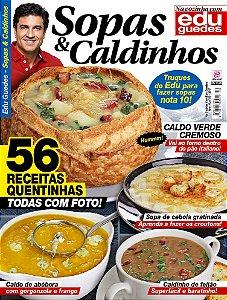 NA COZINHA COM EDU GUEDES - EDIÇÃO 50 - SOPAS & CALDINHOS (2017)