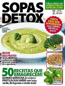 SOPAS DETOX - EDIÇÃO 1 (2017)