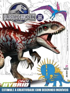 KIT 1 - JURASSIC WORLD (3 REVISTAS)