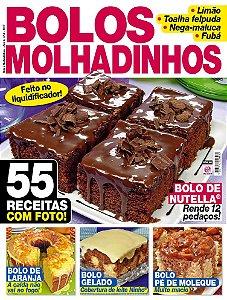 BOLOS MOLHADINHOS - EDIÇÃO 4 (2017)