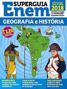 SUPERGUIA ENEM GEOGRAFIA E HISTÓRIA - EDIÇÃO 2 (2017)