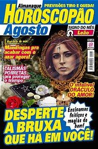 ALMANAQUE HOROSCOPÃO - EDIÇÃO181 - AGOSTO 2017