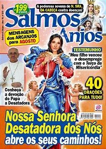 SALMOS & ANJOS - EDIÇÃO 215 - AGOSTO 2017