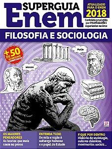 SUPERGUIA ENEM SOCIOLOGIA E FILOSOFIA - EDIÇÃO 3 (2017)