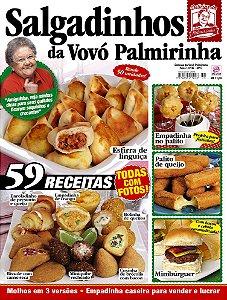 DELÍCIAS DA VOVÓ PALMIRINHA - EDIÇÃO 36 - SALGADINHOS (2017)