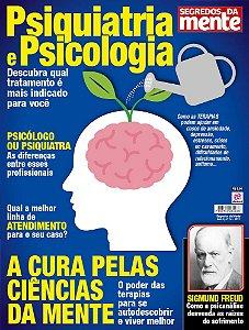 SEGREDOS DA MENTE - EDIÇÃO 14 - PSIQUIATRIA E PSICOLOGIA (2017)