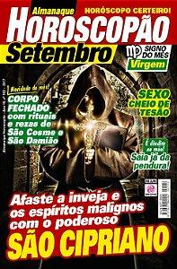 ALMANAQUE HOROSCOPÃO - EDIÇÃO 182 - SETEMBRO 2017