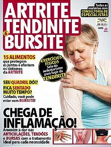 ARTRITE, TENDINITE & BURSITE - EDIÇÃO 1 (2017)