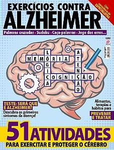 EXERCÍCIOS CONTRA ALZHEIMER - EDIÇÃO 3 (2017)