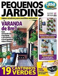 CASA LINDA ESPECIAL - EDIÇÃO 15 - PEQUENOS JARDINS (2017)