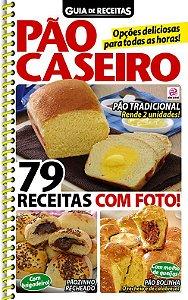 GUIA DE RECEITAS - EDIÇÃO 87 - PÃO CASEIRO (2017)