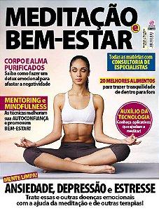 MEDITAÇÃO E BEM-ESTAR - EDIÇÃO 1 (2017)