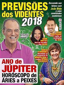 PREVISÕES DOS VIDENTES - 2018
