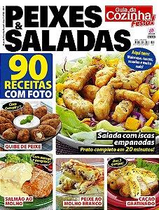 GUIA DA COZINHA FESTA! - EDIÇÃO 32 - PEIXES & SALADAS (2017)