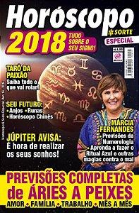 HORÓSCOPO & SORTE ESPECIAL - EDIÇÃO 2018