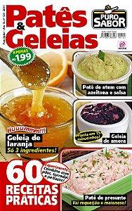 PURO SABOR - EDIÇÃO 121 - PATÊS E GELEIAS (2017)