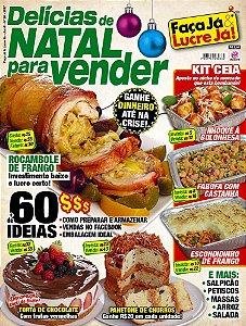 FAÇA JÁ & LUCRE JÁ - EDIÇÃO 26 - RECEITAS DE NATAL (2017)