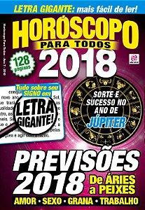 HORÓSCOPO PARA TODOS 2018