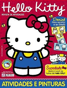 HELLO KITTY REVISTA DE ATIVIDADES - EDIÇÃO 1 (2017)