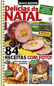 GUIA DE RECEITAS VAREJO - EDIÇÃO 125 - DELÍCIAS DE NATAL (2017)