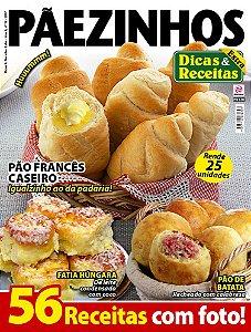 DICAS & RECEITAS EXTRA - EDIÇÃO 12 - PÃEZINHOS (2017)