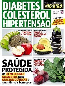 DIABETES, COLESTEROL E HIPERTENSÃO - EDIÇÃO 1 (2017)
