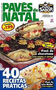 PURO SABOR EXTRA - EDIÇÃO 50 - PAVÊS DE NATAL (2017)
