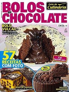 GUIA DE CULINÁRIA - EDIÇÃO 21 - BOLOS DE CHOCOLATE (2017)