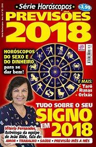 SÉRIE HORÓSCOPOS - EDIÇÃO 30 (2018)