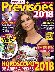 ZODIAC PREVISÕES - 2018