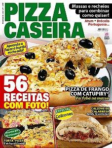 PIZZA CASEIRA - EDIÇÃO 1 (2017)