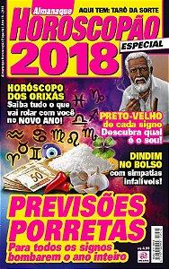 ALMANAQUE HOROSCOPÃO ESPECIAL - EDIÇÃO 2018