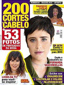 200 CORTES DE CABELO - EDIÇÃO 41 (2017)