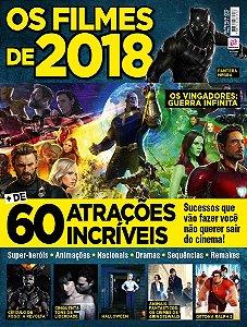OS FILMES DE 2018