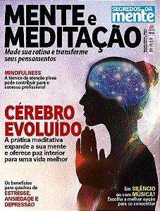 SEGREDOS DA MENTE - MENTE E MEDITAÇÃO - EDIÇÃO 2 (2017)
