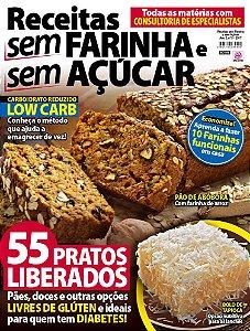 RECEITAS SEM FARINHA E SEM AÇÚCAR - EDIÇÃO 3 (2017)