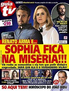 GUIA DA TV - EDIÇÃO 561 - DEZEMBRO 2017