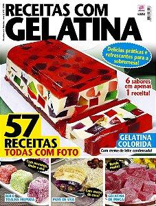 RECEITAS COM GELATINA - EDIÇÃO 2 (2018)
