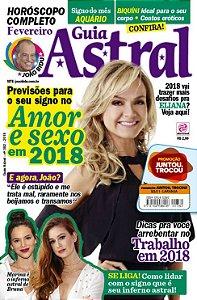 GUIA ASTRAL - EDIÇÃO 382 - FEVEREIRO 2018