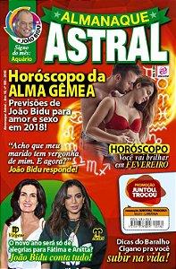 ALMANAQUE ASTRAL - EDIÇÃO 180 (2018)