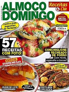 RECEITAS & CIA - EDIÇÃO 80 - ALMOÇO DE DOMINGO (2018)