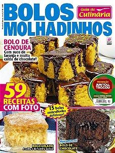 GUIA DE CULINÁRIA - EDIÇÃO 22 - BOLOS MOLHADINHOS (2018)